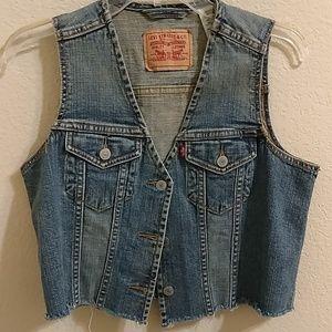 Levi's vest